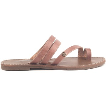 Shoes Women Sandals Chattawak Tong  9-MISHA Rose Pink