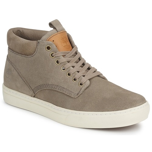 Shoes Men Hi top trainers Timberland EK 2.0 CUPSOLE CHUKKA Taupe / Suede