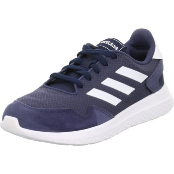 Shoes Men Low top trainers adidas Originals Archivo Navy blue