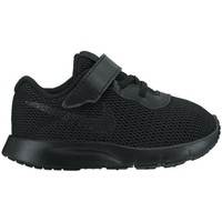 Shoes Children Low top trainers Nike Tanjun Tdv Black