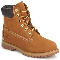 Shoes Women Mid boots Timberland 6 IN PREMIUM BOOT Brown