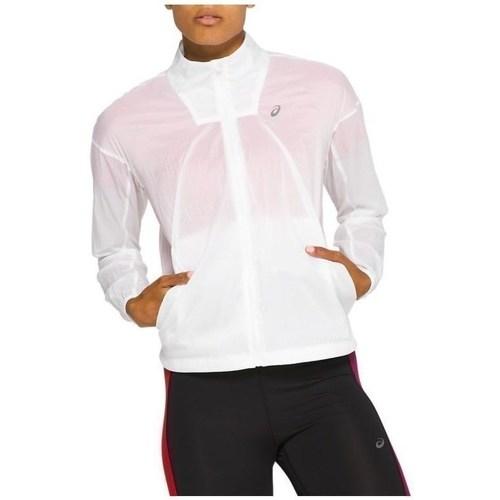 Clothing Women Macs Asics Tokyo Jacket White