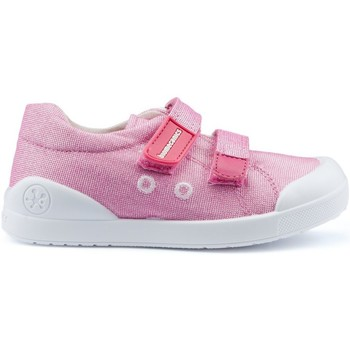 Shoes Children Low top trainers Biomecanics MOIRA shoes PINK