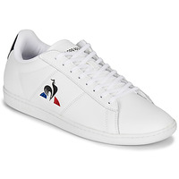 Shoes Men Low top trainers Le Coq Sportif COURTSET White / Marine
