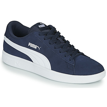 Shoes Men Low top trainers Puma SMASH Marine