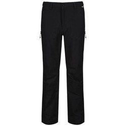 Clothing Men Trousers Regatta Dayhike III Hiking Trousers Black