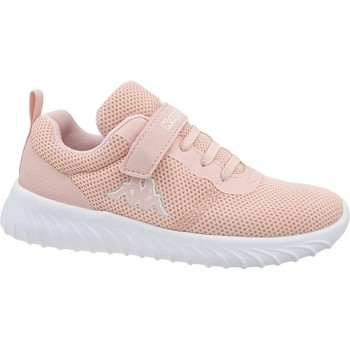 Shoes Girl Low top trainers Kappa Ces K Pink