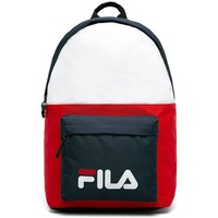 Bags Rucksacks Fila New Scool White, Red, Navy blue