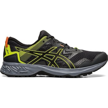Shoes Men Running shoes Asics Gel Sonoma 5 Black, Grey, Graphite