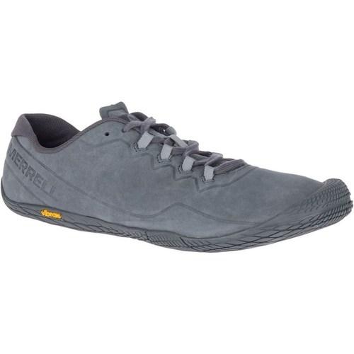 Shoes Men Low top trainers Merrell Vapor Glove 3 Luna Ltr Grey