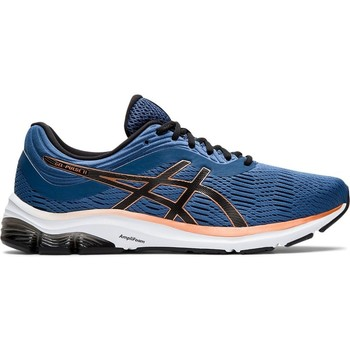Shoes Men Running shoes Asics Gel Pulse 11 White, Blue, Navy blue