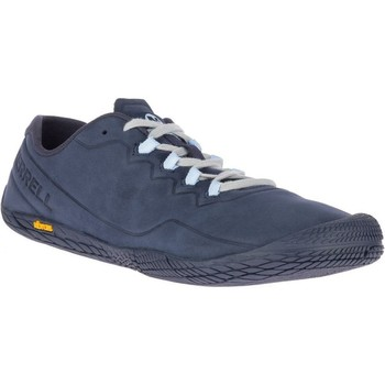 Shoes Men Low top trainers Merrell Vapor Glove 3 Navy blue