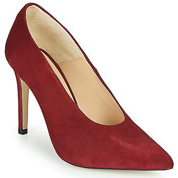 Shoes Women Heels Jonak CURVE Red