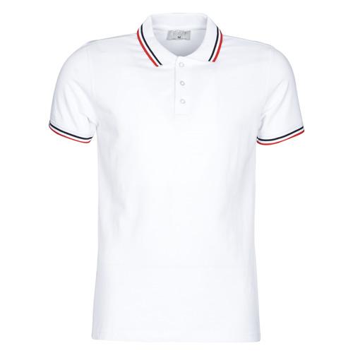 Clothing Men Short-sleeved polo shirts Casual Attitude M.BOUPI White