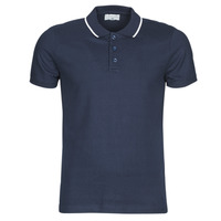 Clothing Men Short-sleeved polo shirts Casual Attitude M.BOUPI Marine