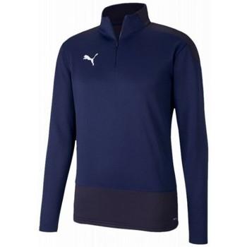 Clothing Men Track tops Puma Training top  Teamgoal violet foncé/bleu nuit