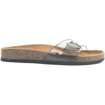 Shoes Women Mules Chattawak Mule 9-OPALINE T.GRIS VERNIS Grey