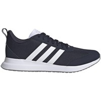Shoes Men Derby Shoes & Brogues adidas Originals RUN60S White, Navy blue