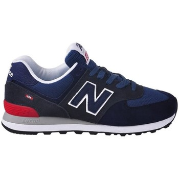 Shoes Men Low top trainers New Balance 574 Navy blue