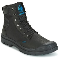 Shoes Mid boots Palladium SPOR CUF WPN Black