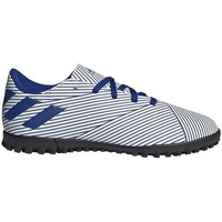Shoes Men Football shoes adidas Originals Nemeziz 194 TF JR White