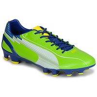 Shoes Men Football shoes Puma EVOSPEED 1 FG Green