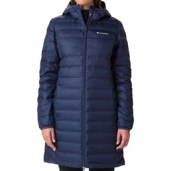 Clothing Women Duffel coats Columbia Lake 22 Navy blue
