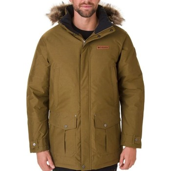 Clothing Men Parkas Columbia Timberline Ridge Honey