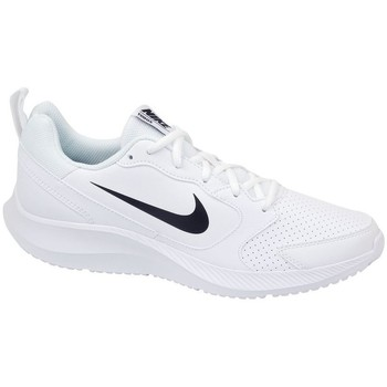 Shoes Men Low top trainers Nike Todos White