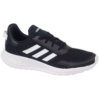 Shoes Children Running shoes adidas Originals Tensaur Run K Black