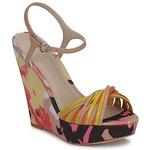 Sandals Bourne KARMEL