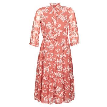 Clothing Women Long Dresses Vero Moda VMDINO Orange