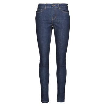 Clothing Women Slim jeans Vero Moda VMSEVEN Blue