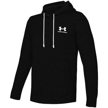 Clothing Men Sweaters Under Armour Sportstyle Terry Hoodie Black