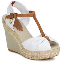 Shoes Women Sandals Tommy Hilfiger ESTELLE White