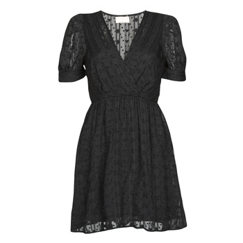 Clothing Women Short Dresses Moony Mood ACTINE Black