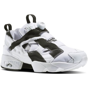 Shoes Women Low top trainers Reebok Sport Instapump Fury OB White, Black