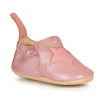 Shoes Children Slippers Easy Peasy BLUMOO ETOILE Pink