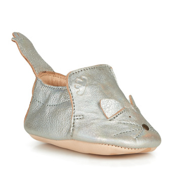Shoes Children Slippers Easy Peasy BLUMOO CHAT Grey