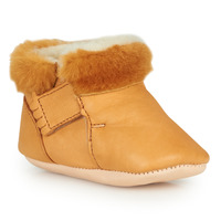 Shoes Children Slippers Easy Peasy FOUMOU Cognac