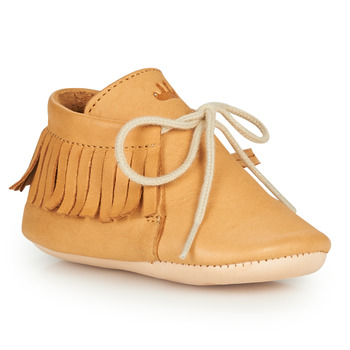 Shoes Children Slippers Easy Peasy MEXIMOO Cognac