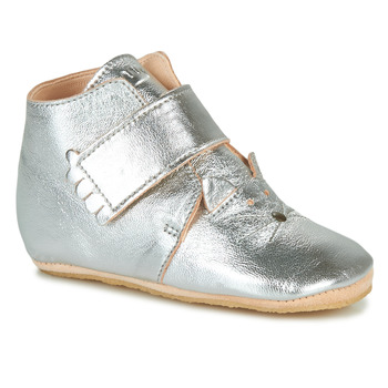 Shoes Children Slippers Easy Peasy KINY CHAT Silver