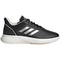 Shoes Women Tennis shoes adidas Originals Courtsmash Black