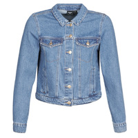 Clothing Women Denim jackets Vero Moda VMMIKKY Blue / Medium