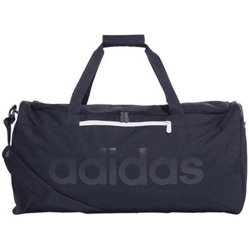 Bags Bag adidas Originals Linear Core Duffel Bag Black