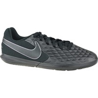 Shoes Children Low top trainers Nike Tiempo Legend 8 Club IC JR Graphite