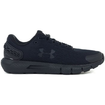 Shoes Men Low top trainers Under Armour Charged Rogue 2 Black
