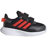 Shoes Children Low top trainers adidas Originals Tensaur Run I Black