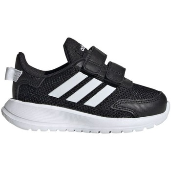 Shoes Children Low top trainers adidas Originals Tensaur Run I Black