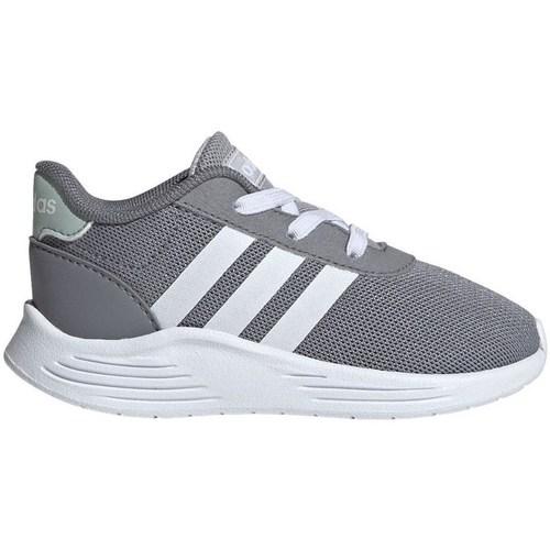 Shoes Children Low top trainers adidas Originals Lite Racer 20 I Grey